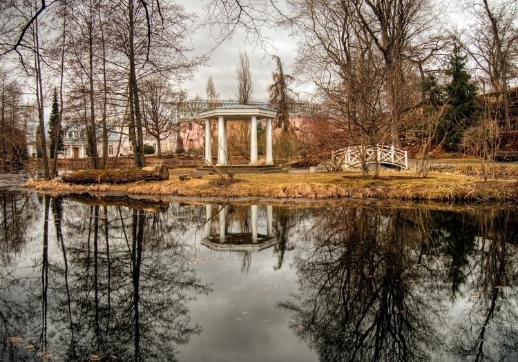 Tartu Botanical Gardens - Refle - neilhoward | ello