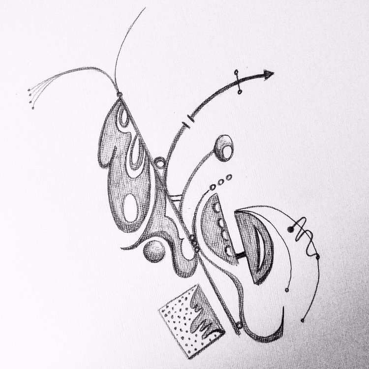doodle, sketch - arbitraryart | ello
