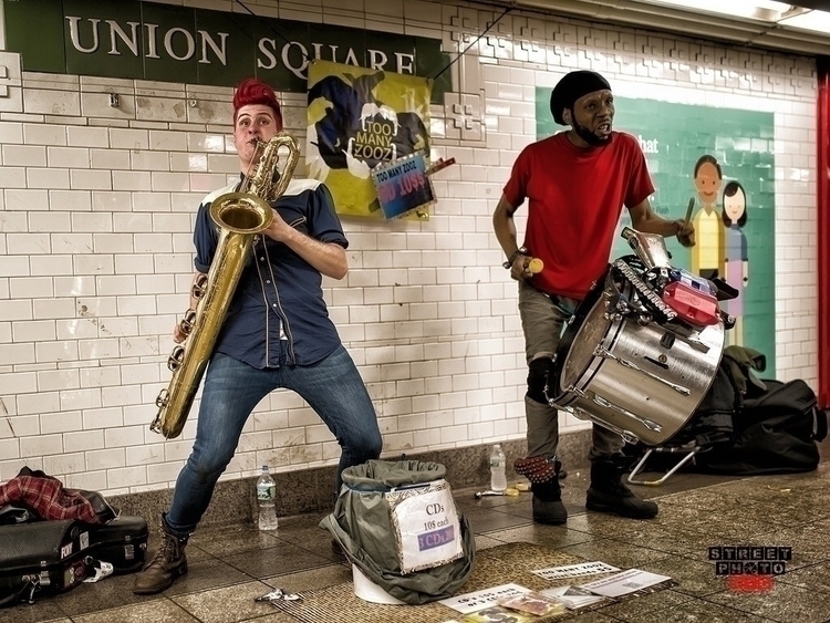 Zooz, play Union Square Subway  - renspacemadness | ello