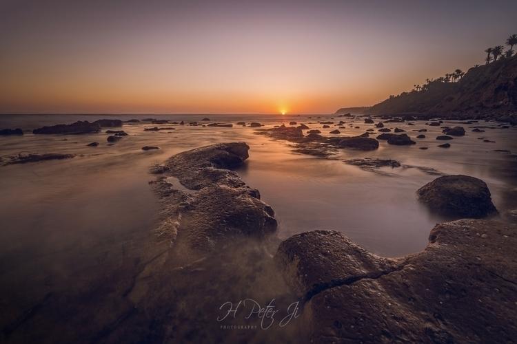 photo capture sun touched horiz - scorpioonsup | ello