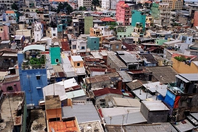 Saigon. rooftops central Ho Chi - realstephenwhite | ello