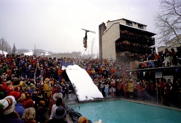 Snowmass Ski Splash / Winterskö - nickdewolfphotoarchive | ello