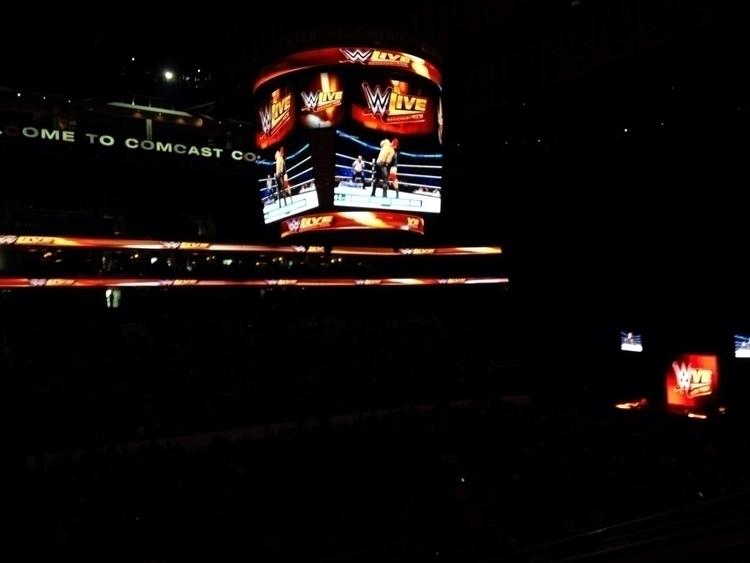 WWE Live Event Show July (2015 - devinosaurus | ello