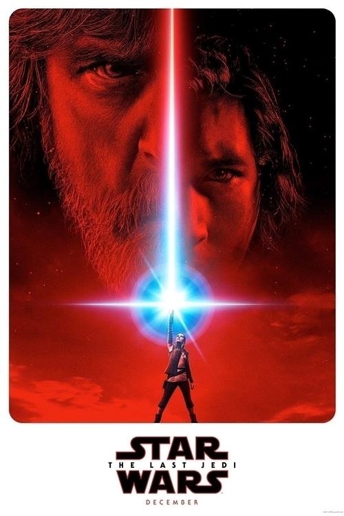 Jedi. Excited Episode VIII - starwars - martymankins | ello