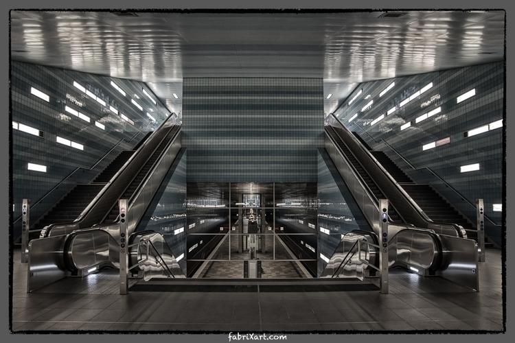 MetroStation - fabrixart | ello