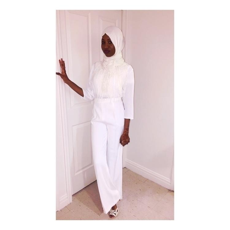 white. classy. unbothered!:spar - alishaj | ello