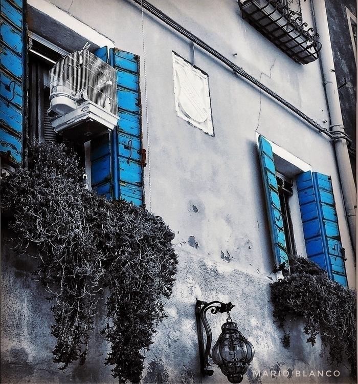 Burano  - windows, colors - mario_blanco   ello