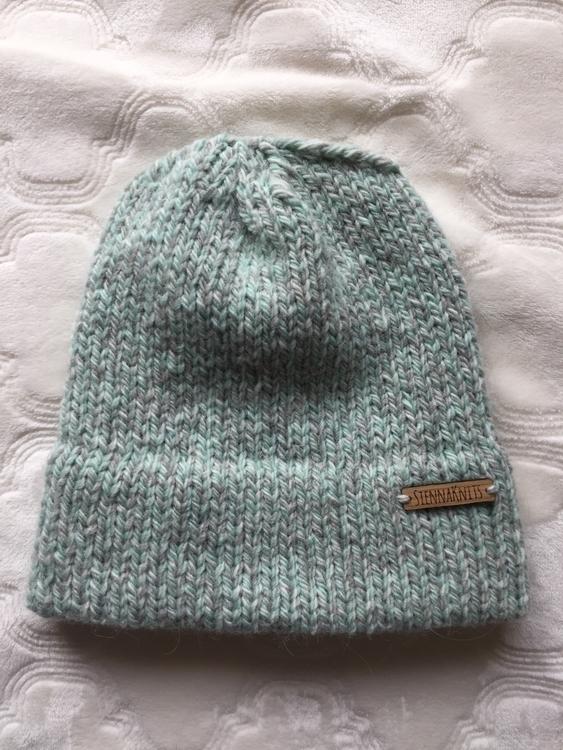 Wool alpaca, soft knitted beani - siennaknits | ello