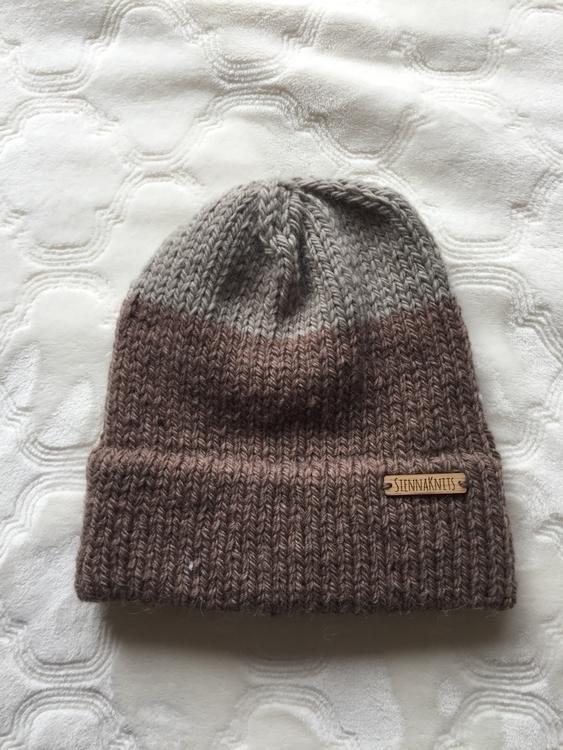 Wool alpaca, soft double brim b - siennaknits | ello