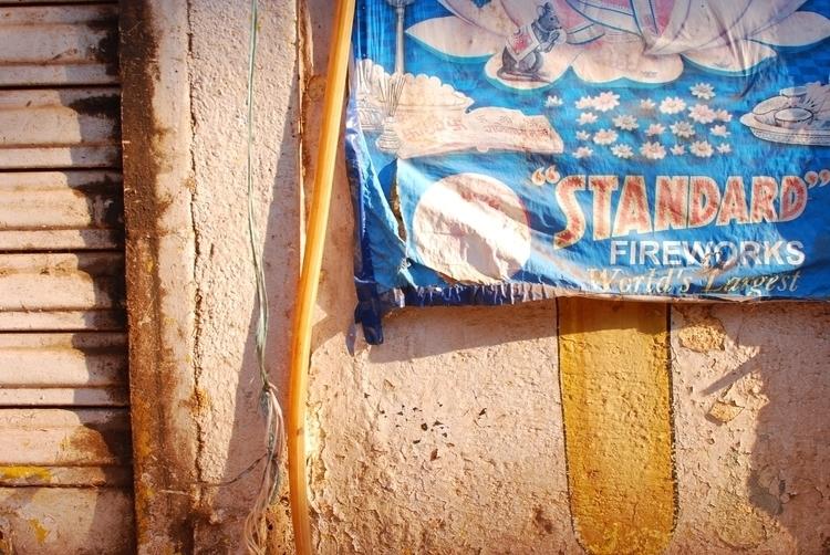 Standard Fireworks - India, streetphotography - aywai | ello