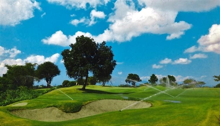 Flag Hole!! ️:golf:️ :sunny:️ T - xeed001 | ello