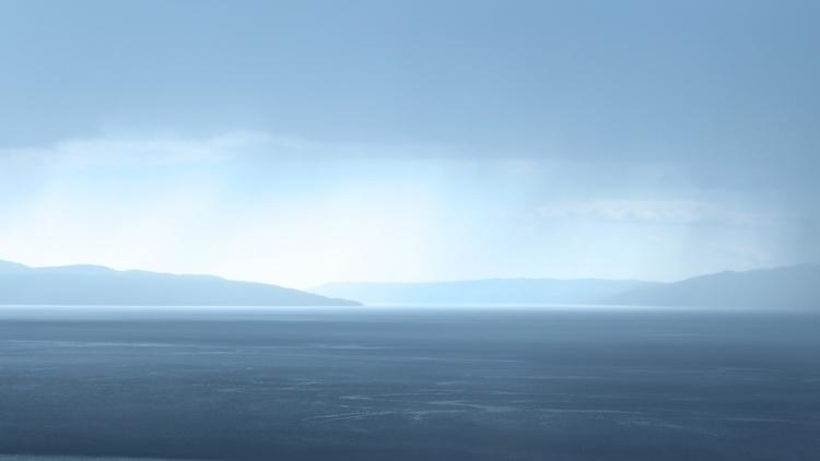 blue - rain, rainy, day, sky, sea - jpetrovic | ello