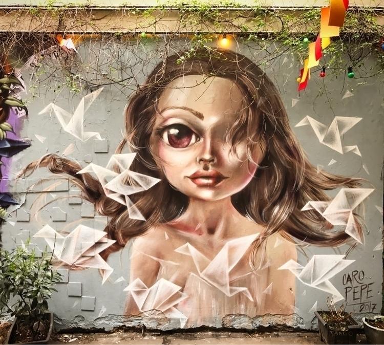 II Painted Berlin, Germany - art - caropepe_ | ello