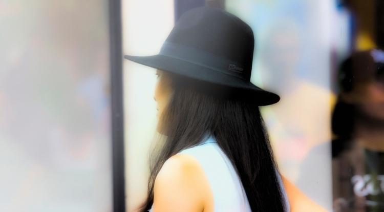 Lady hat - artmen   ello