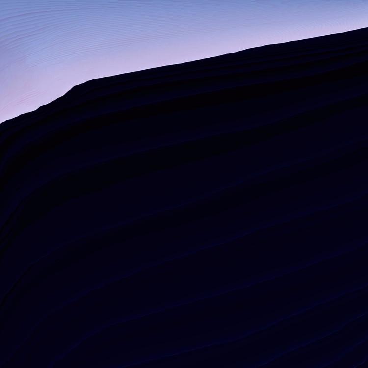 sunset cliff - glitch, glitchart - anothere | ello