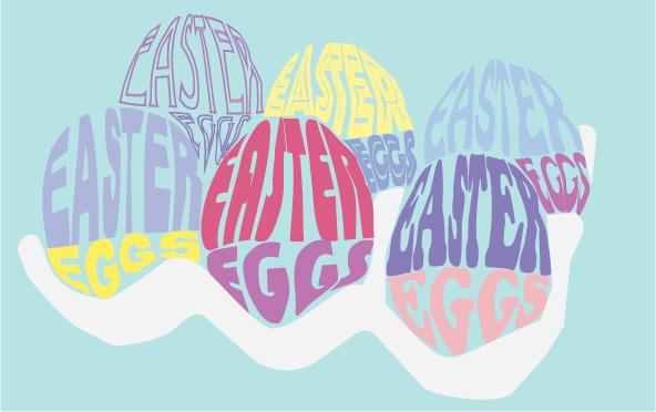 Easter Eggs - livbowman | ello