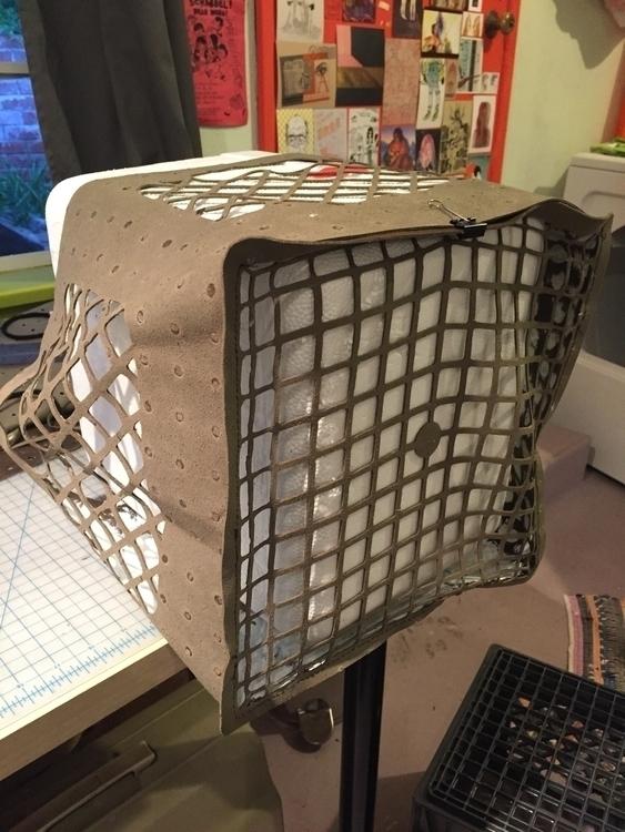Making crate faux suede - mashanda | ello
