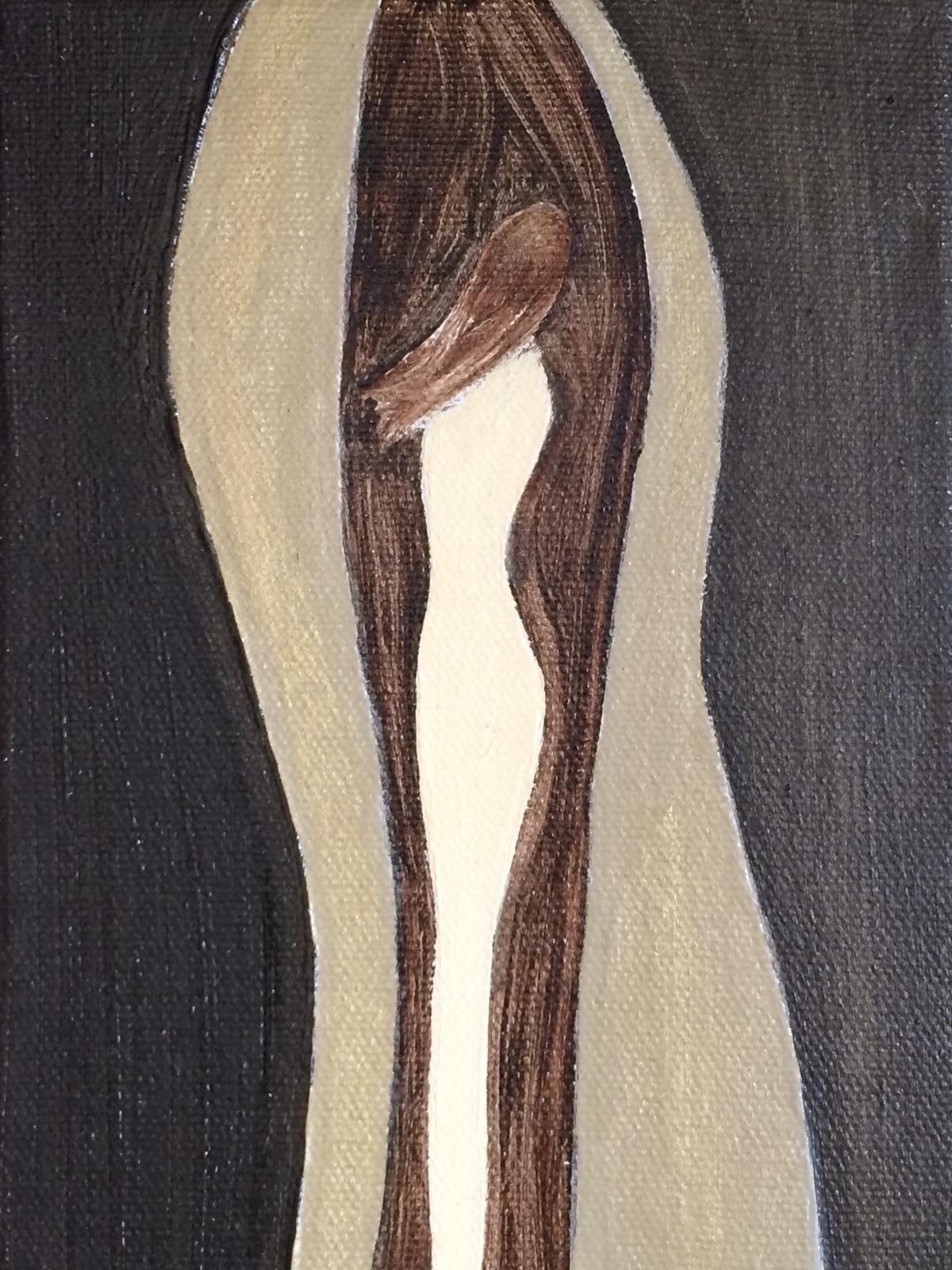 art, texture, oil, painting - leylasart | ello