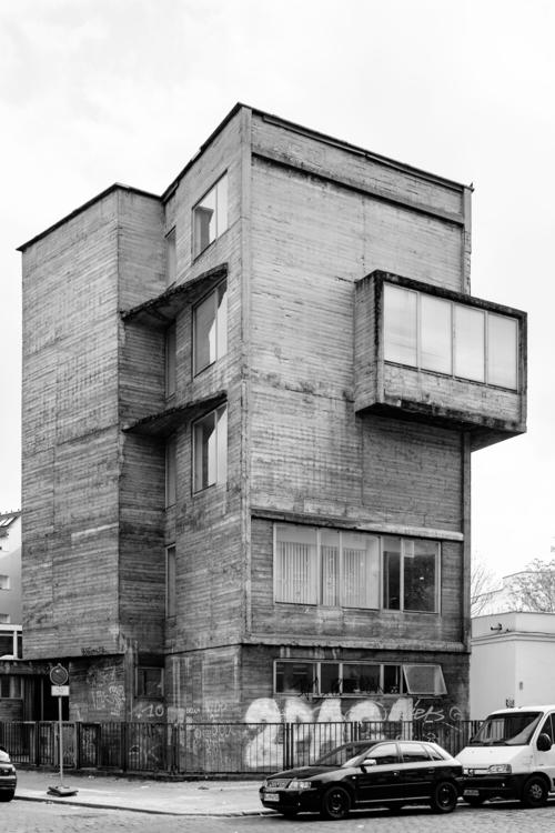 Rotaprint building, Berlin - betonbrut - timschnetgoeke | ello