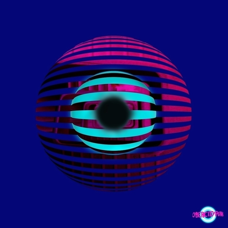 mind - eyes, cyberpunk, technology - cybercitypunk | ello