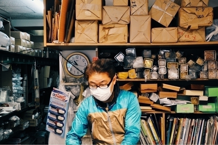 Tsukiji Fish Market - March 201 - james_williams   ello