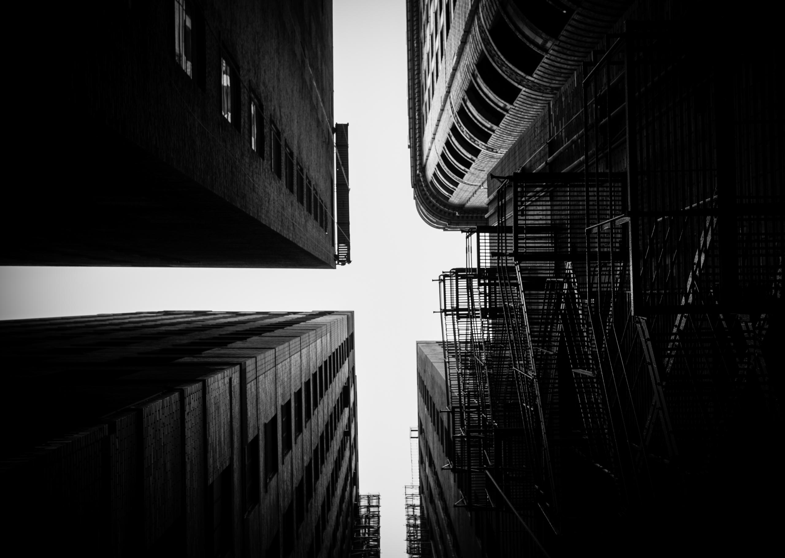 Chicago Backstreets EOS 6D 40mm - junwin | ello