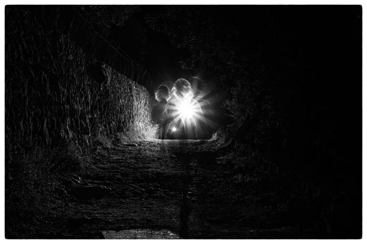 GHOST RUNNERS run. night. hours - delafoi | ello