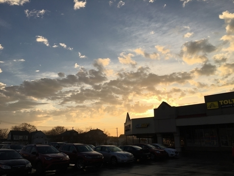Sunrise//Sunset - light, sun, sky - thisvessel | ello