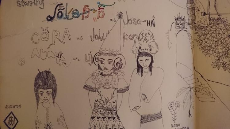 ~'auaa furry friend'~ garden pa - jio_and_her_rags | ello
