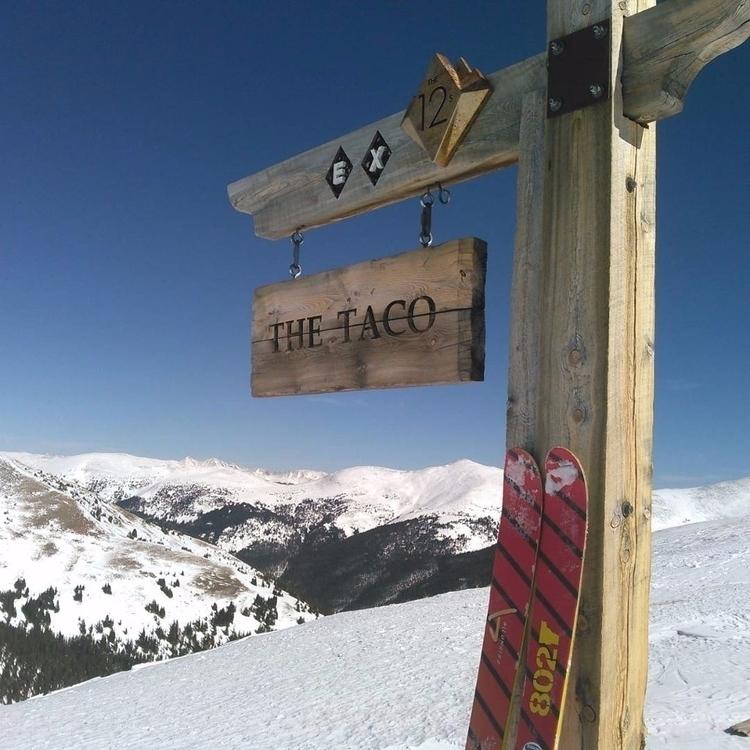 Tag friend loves tacos skiing - j_skis | ello