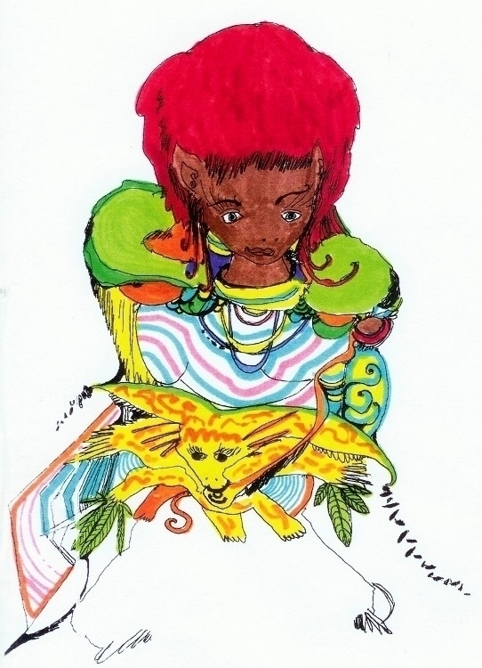 'red-haired Reon' ~2011 - jio_and_her_rags | ello