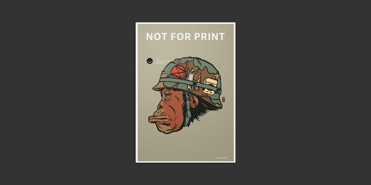 Announcing Print, Issue 02 – Re - notforprint | ello