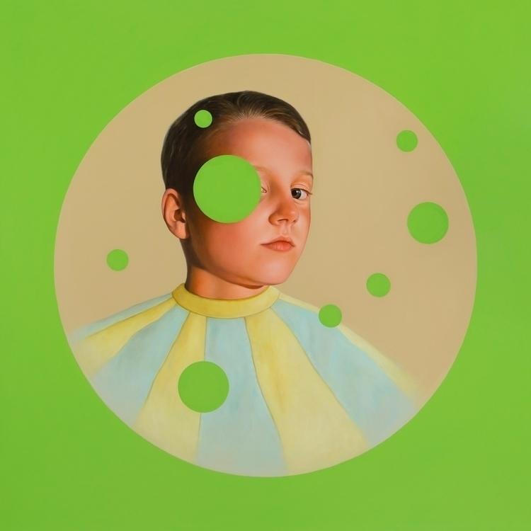 left Ikea find (green), 2014, o - rebeccahastings | ello