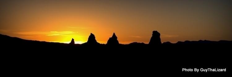 Sunset Trona - guythalizard   ello