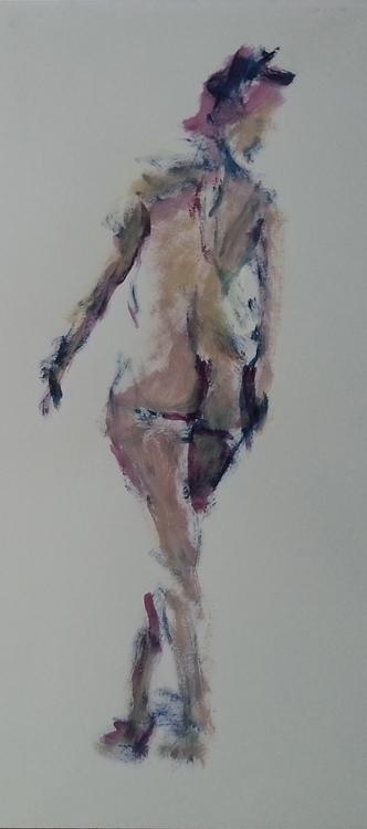 Emmanuelle 23–03-2017 Acrylique - olivierjouanard | ello