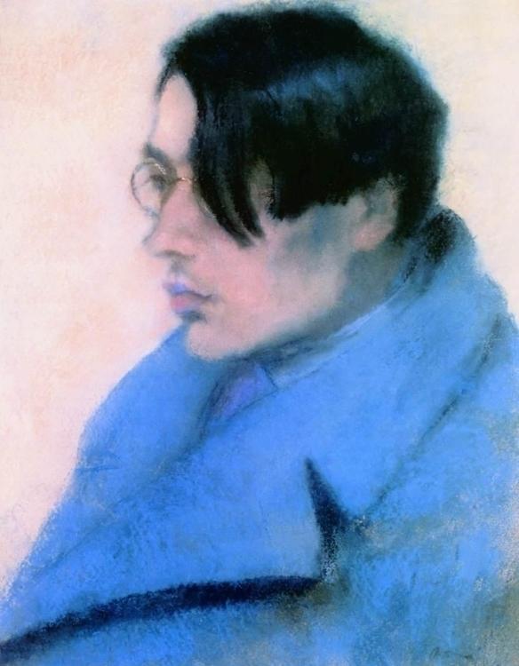 József Rippl-Rónai - painting, contemporary - modernism_is_crap   ello