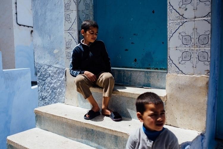 Moroccan | Chefchaouen - pepeportillo | ello