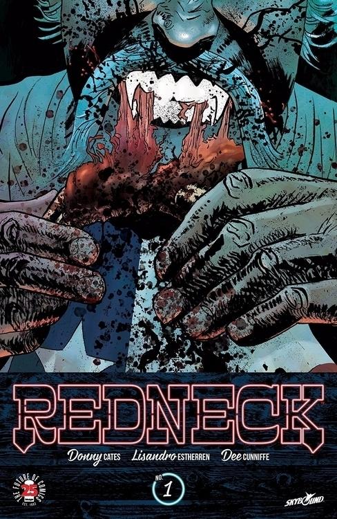 Redneck Skybound/Image Comics 2 - oosteven | ello