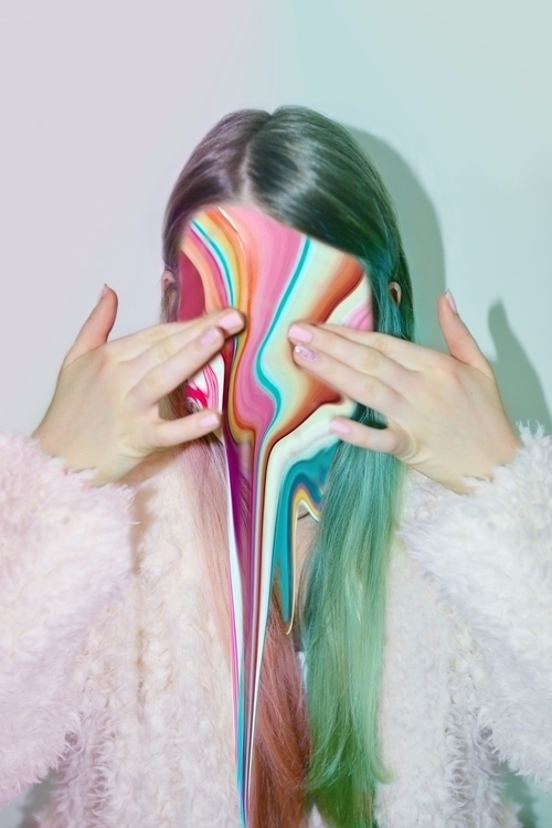 Melted - art, photography, fashion - cristinaburns | ello
