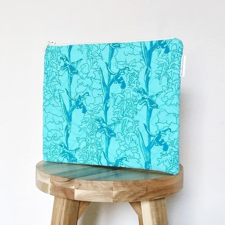 Handprinted limited edition mak - skinnymalinkyquilts | ello