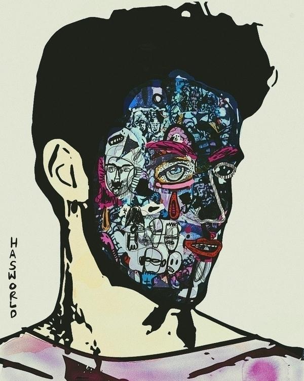 Android Yakuza ¥¥ - hasworld | ello