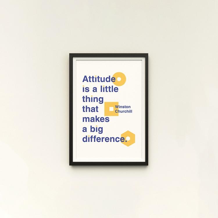 Attitude - nikolastosic_ | ello