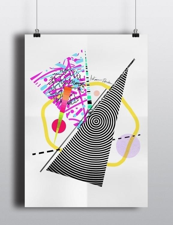 Triangles find work Instagram F - antoniadordea | ello