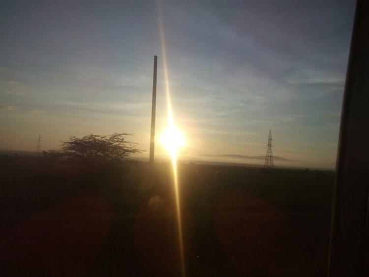 Sunrise Athi river plains Kenya - neobreathe | ello