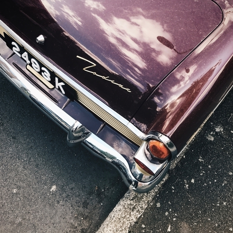 Zodiac - car, photo, asphalts, purple - asimvarol | ello