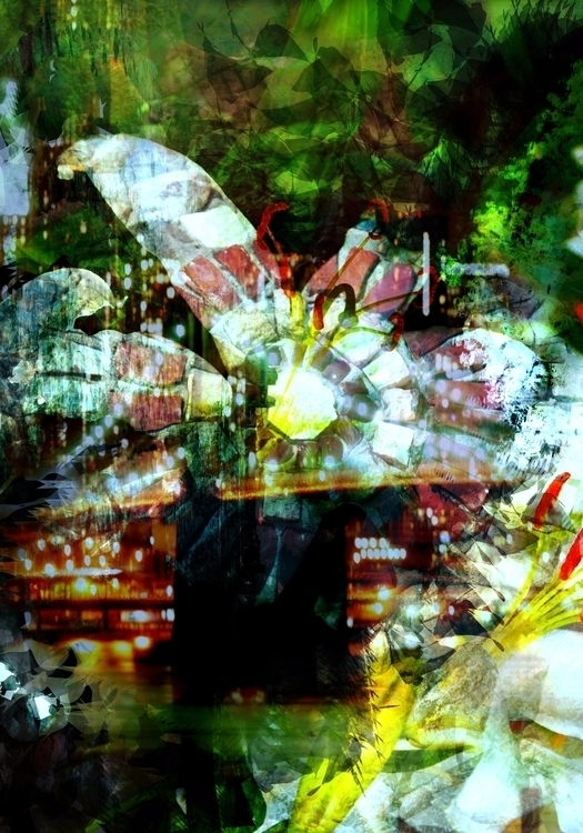 art, abstract, digital - adwen   ello