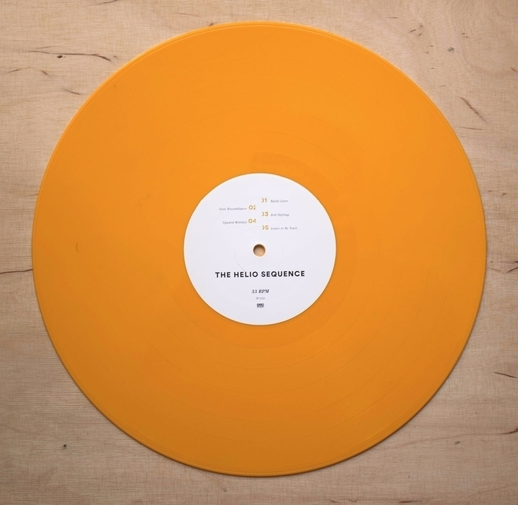 nice yellow Helio Sequence. Lov - 12inch | ello
