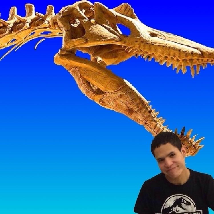 Love - SpinosaurusAegypticus, DinosaursAremyThing - devinosaurus | ello