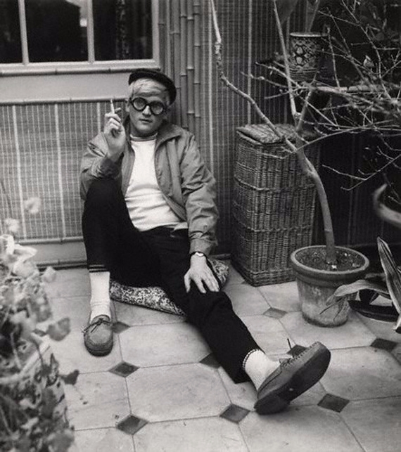 HEROES, Hockney - johnhopper | ello