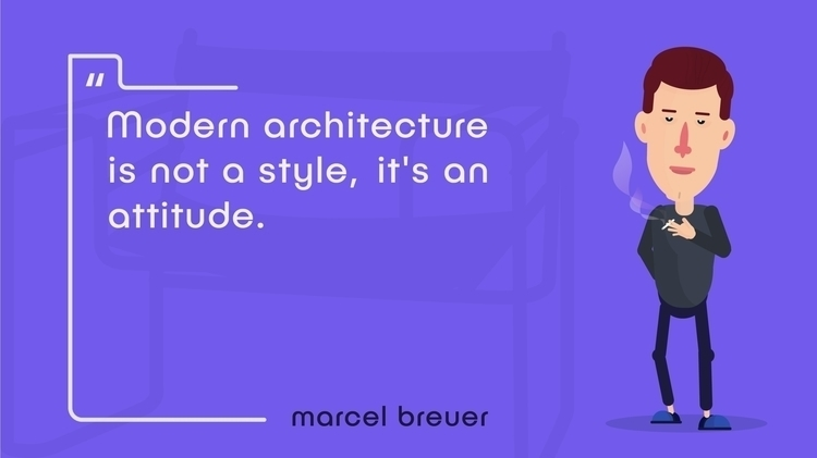 marcel breuer BAUHAUS MOVEMENT - tripadesign | ello